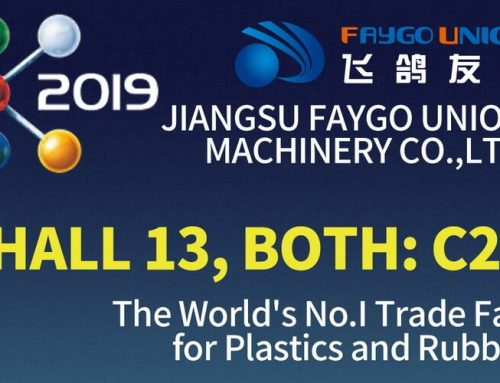 K show 2019 for PET bottle blowing