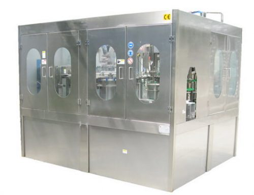Drinking Water Filling Machine