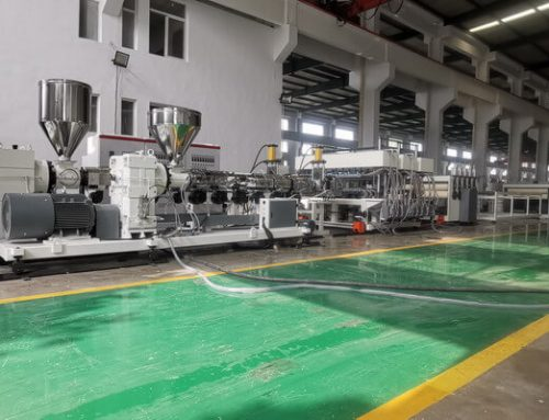 PP PS TPE Sheet Extrusion Line
