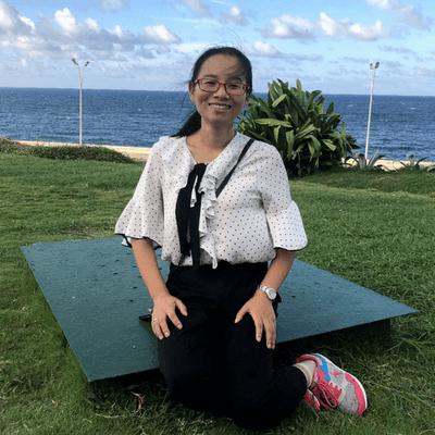 Ms.Christina Hu