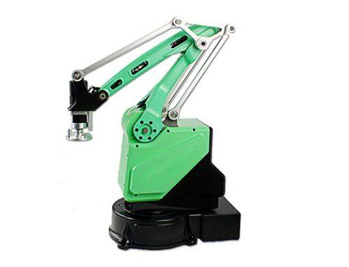 automatic  industrial handling palletizing robotic arm